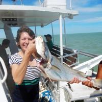 Julia's jewfish!