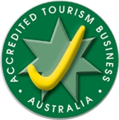 Trust the tick. Sail Darwin is an accredited tourism business.